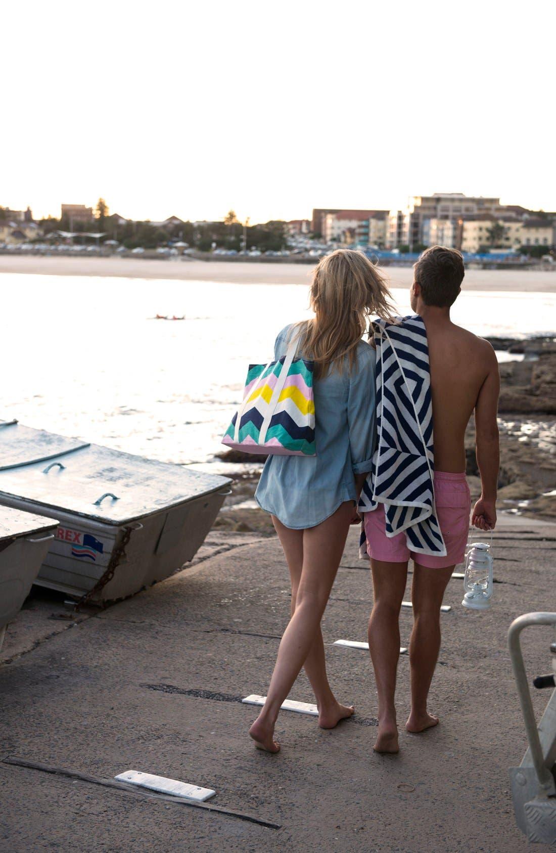 Alternate Image 2  - Sunnylife 'Acapulco' Tote Bag