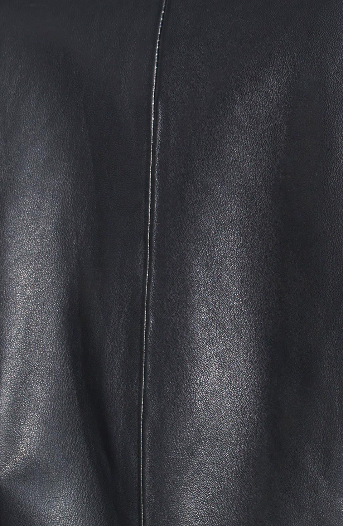 Alternate Image 3  - Mackage Leather Moto Jacket