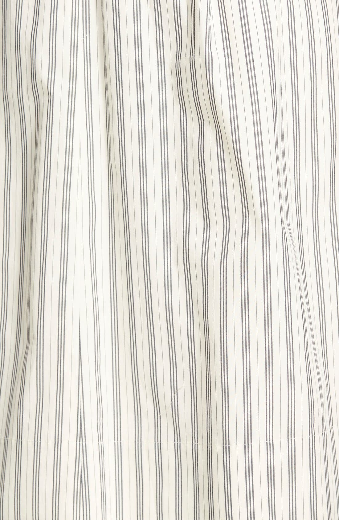 Alternate Image 3  - Madewell Cutout Stripe Sundress