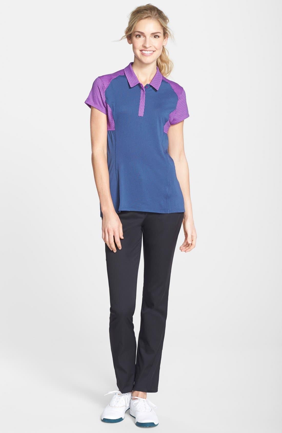 Alternate Image 3  - adidas Lightweight Regular Fit Golf Pants