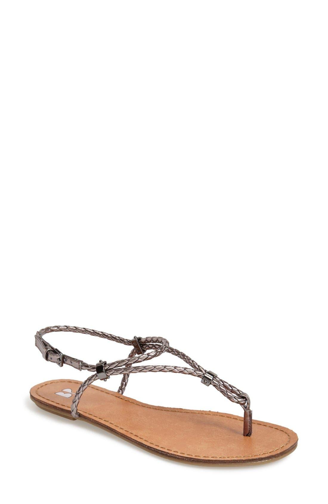 Alternate Image 1 Selected - BP. 'Mantra' Flat Thong Sandal (Women)