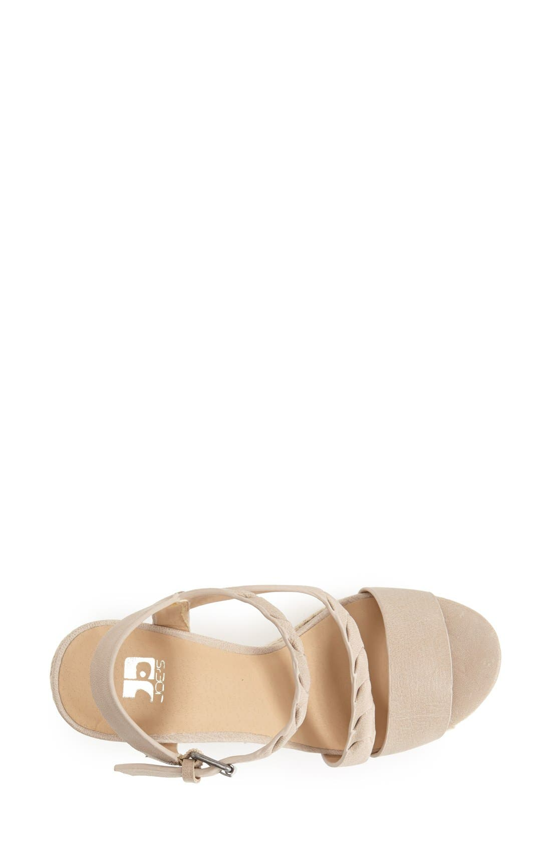 Alternate Image 3  - Joe's 'Rane' Espadrille Wedge Sandal (Women)