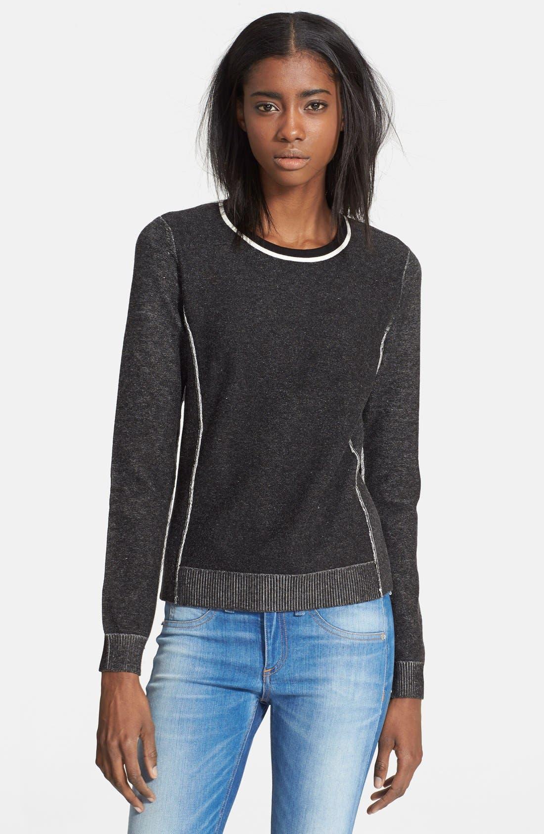 Alternate Image 1 Selected - rag & bone 'Taylor' Sweater