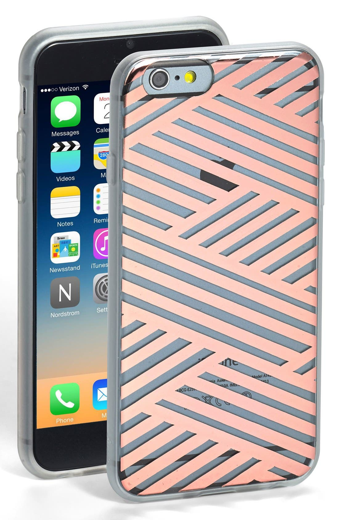 Alternate Image 1 Selected - Sonix 'Criss Cross' iPhone 6 & 6s Case
