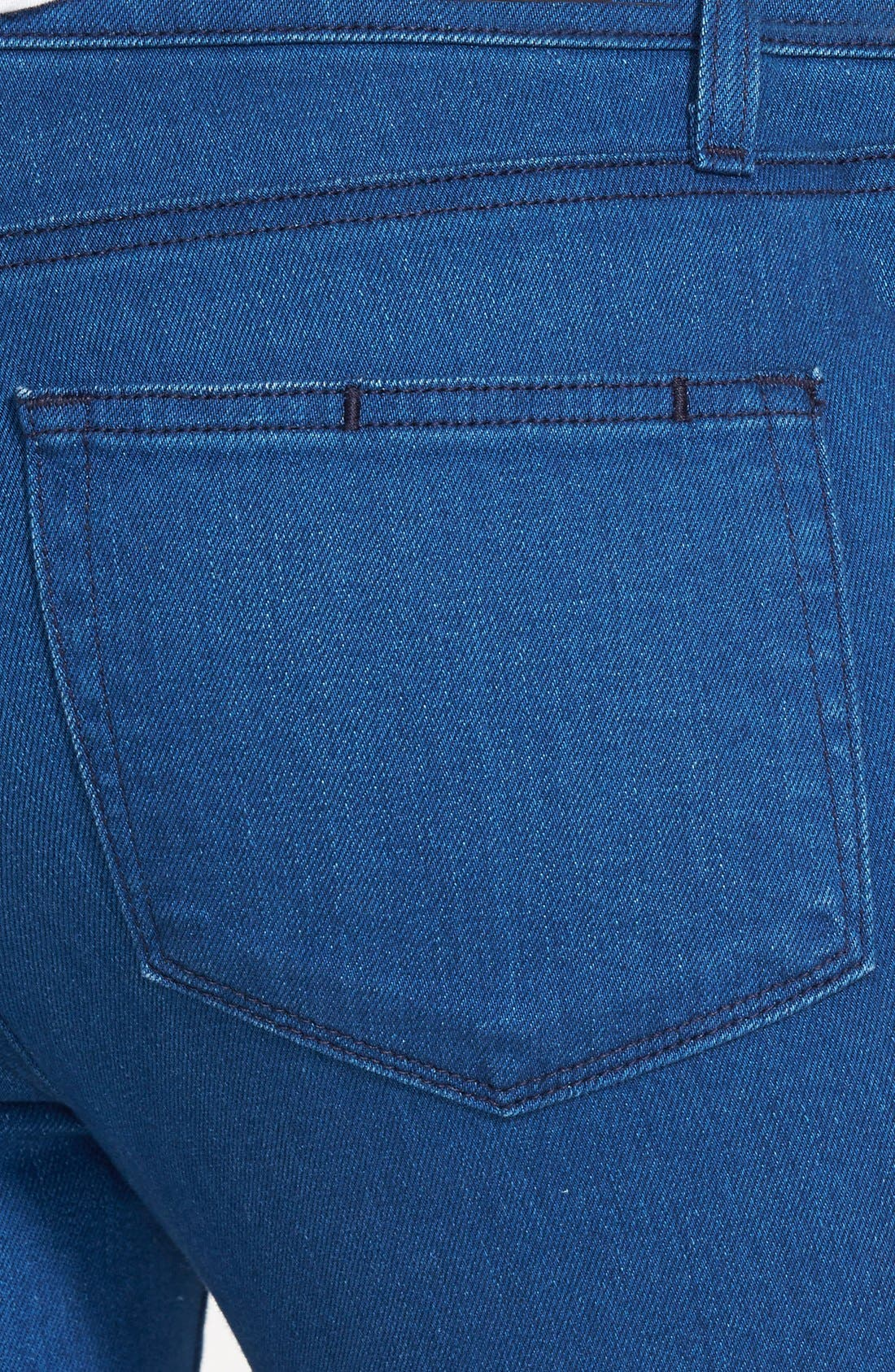 Alternate Image 3  - Paige Denim 'Hoxton' Ankle Skinny Jeans (Frenchie)