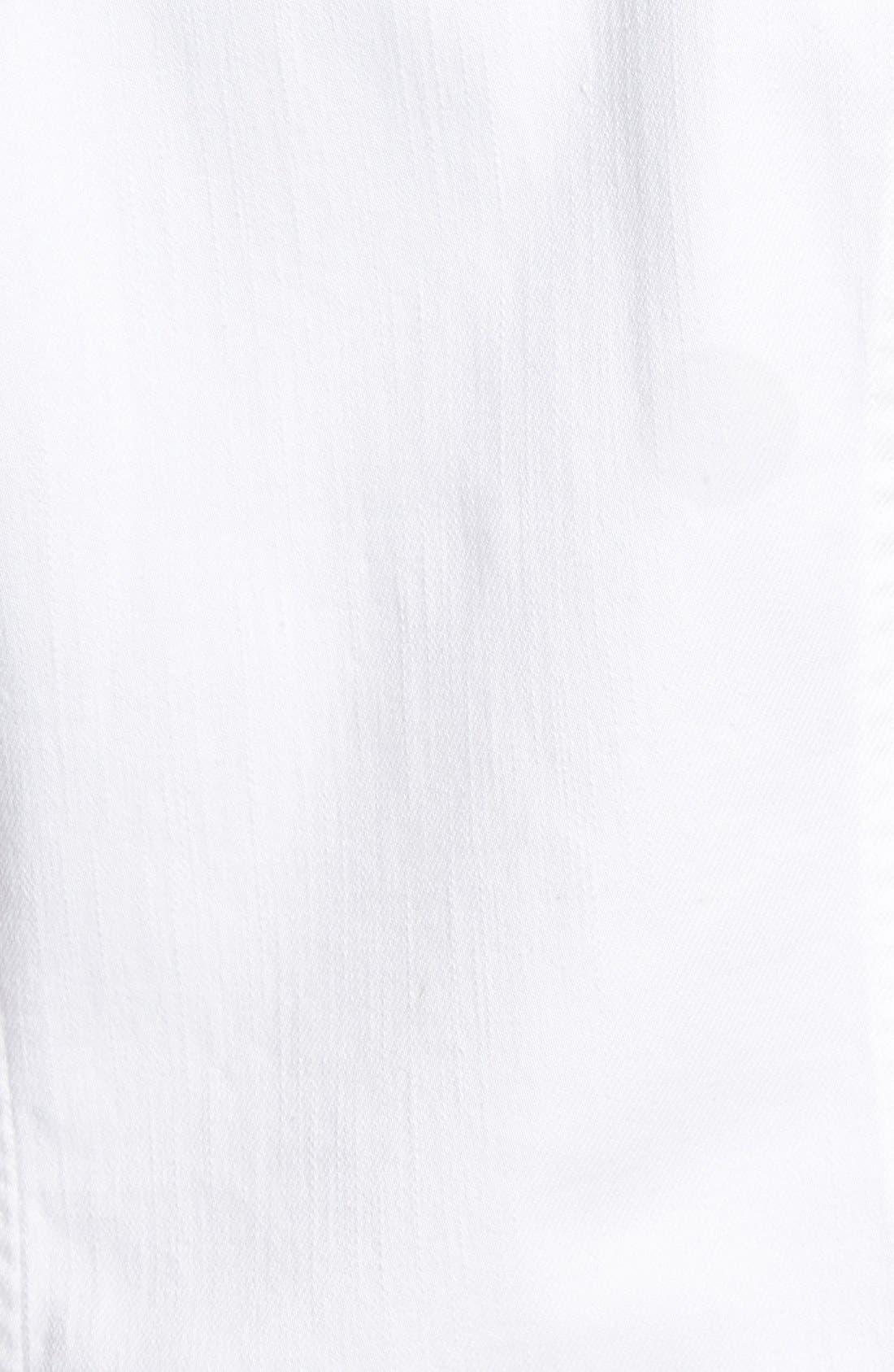 Alternate Image 3  - Two by Vince Camuto Denim Moto Vest