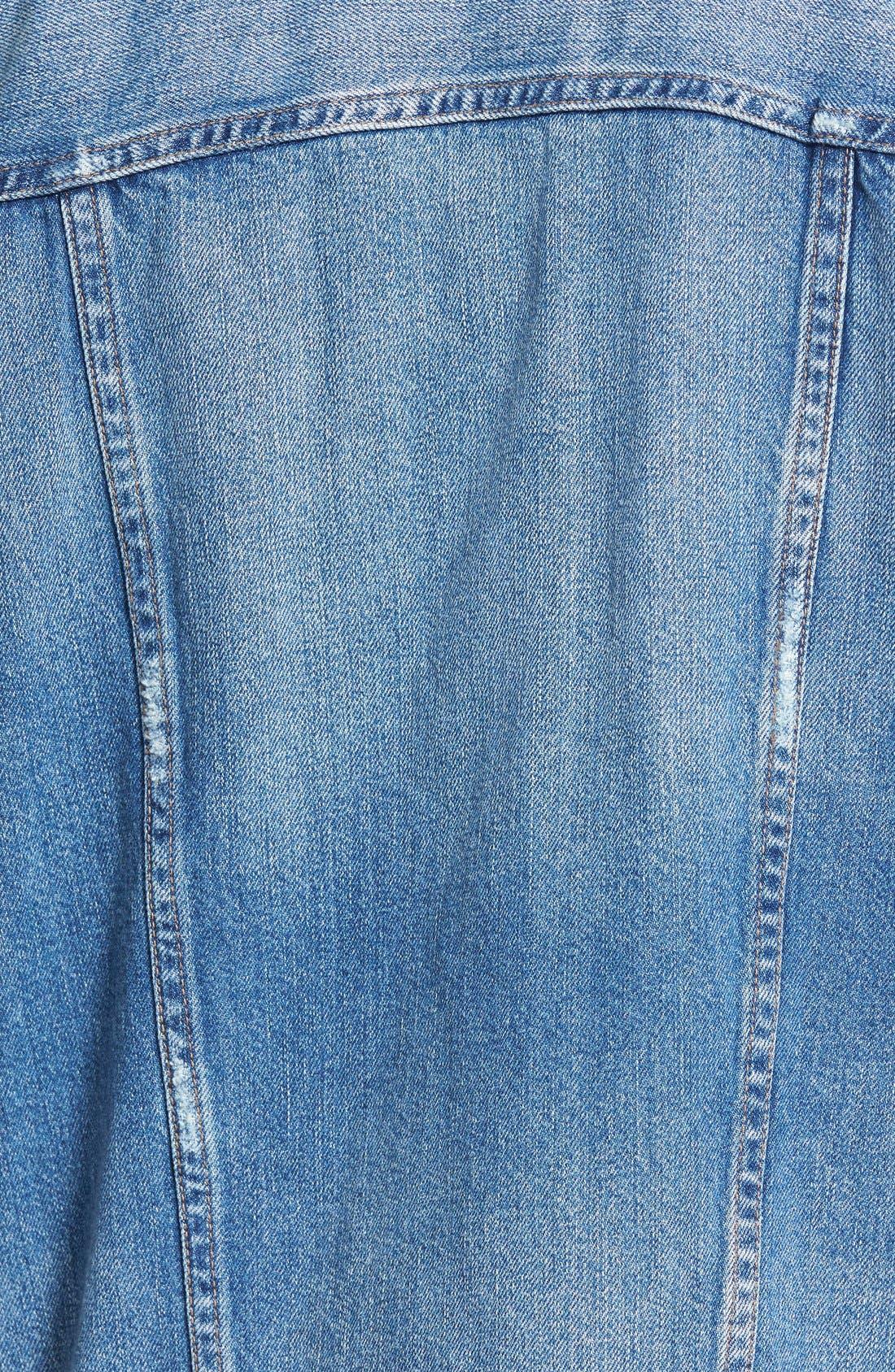 Alternate Image 3  - Madewell Oversize Jean Jacket
