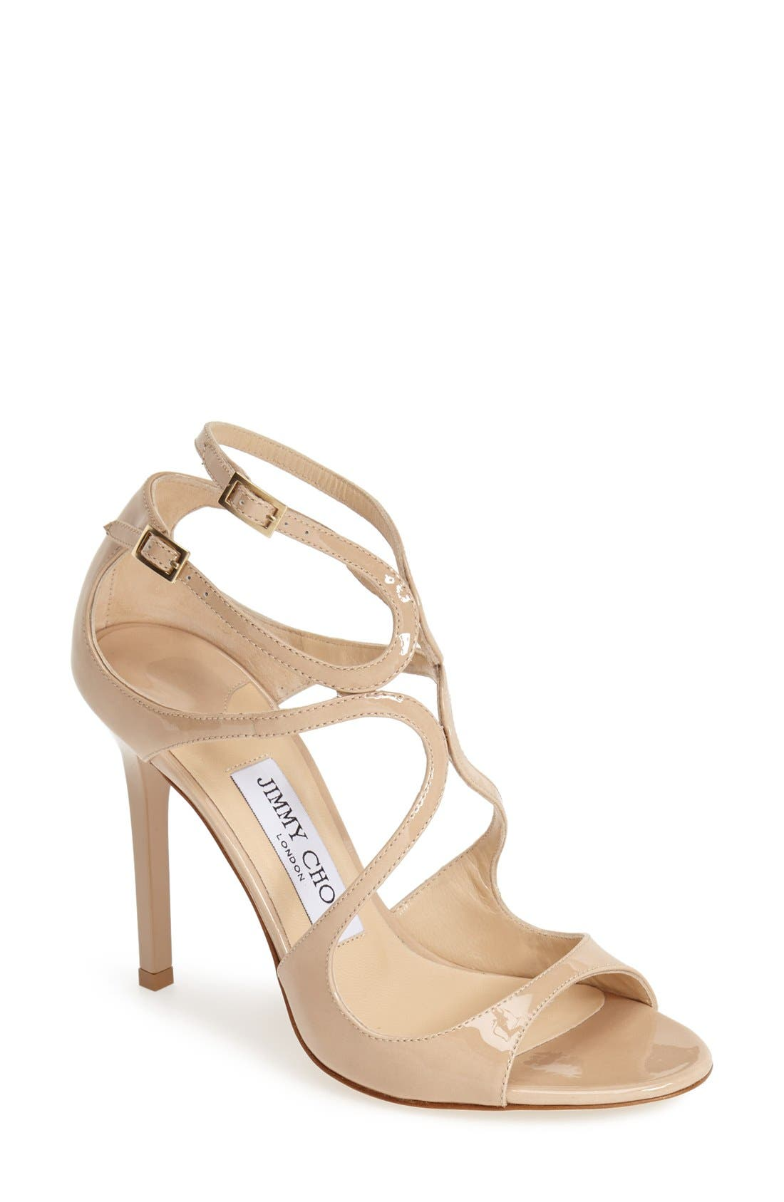 Jimmy Choo 'Lang' Sandal (Women)