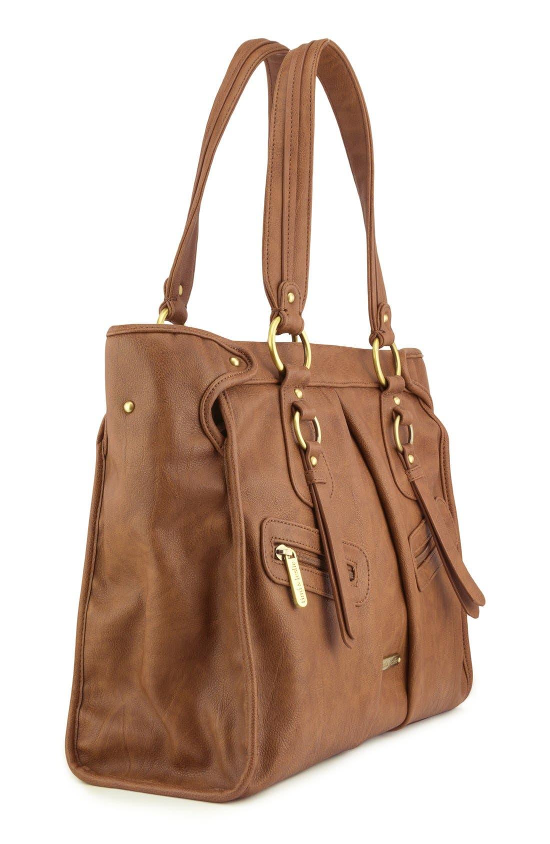 Alternate Image 5  - Timi & Leslie 'Dawn' Diaper Bag