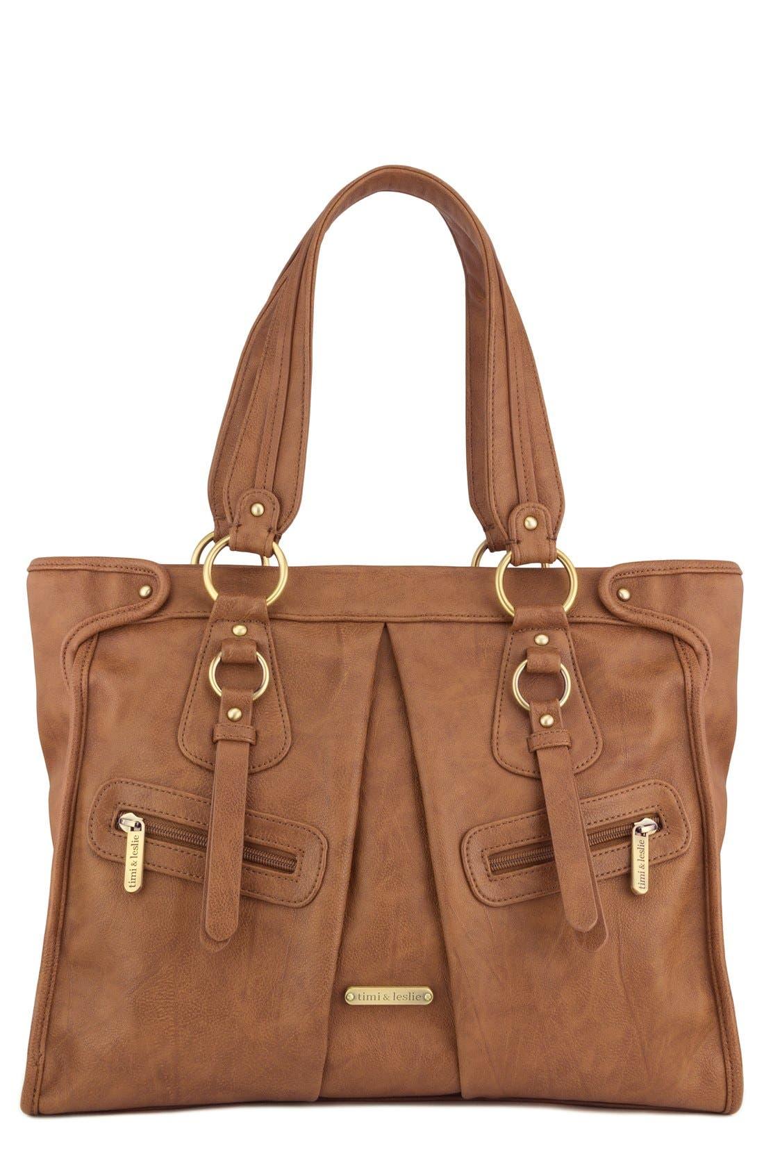 Alternate Image 2  - Timi & Leslie 'Dawn' Diaper Bag