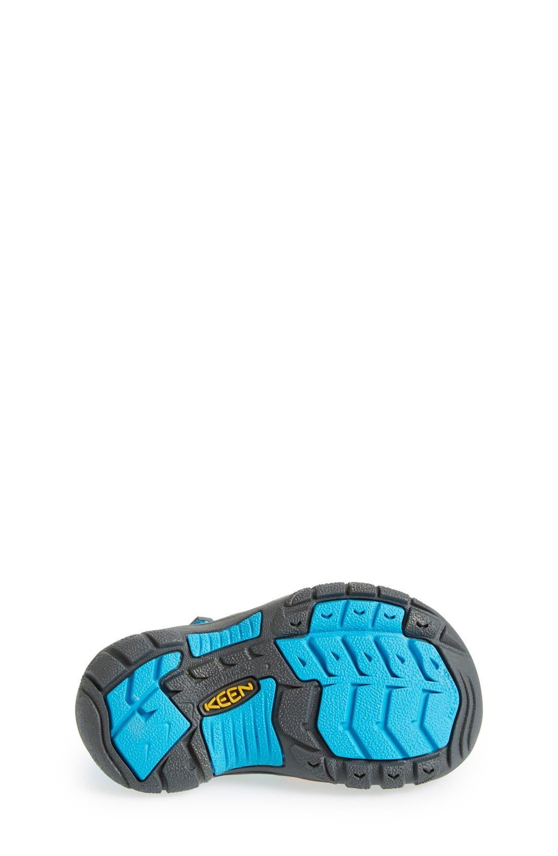 Alternate Image 4  - Keen 'Newport H2' Waterproof Sandal (Baby, Walker, Toddler, Little Kid & Big Kid)