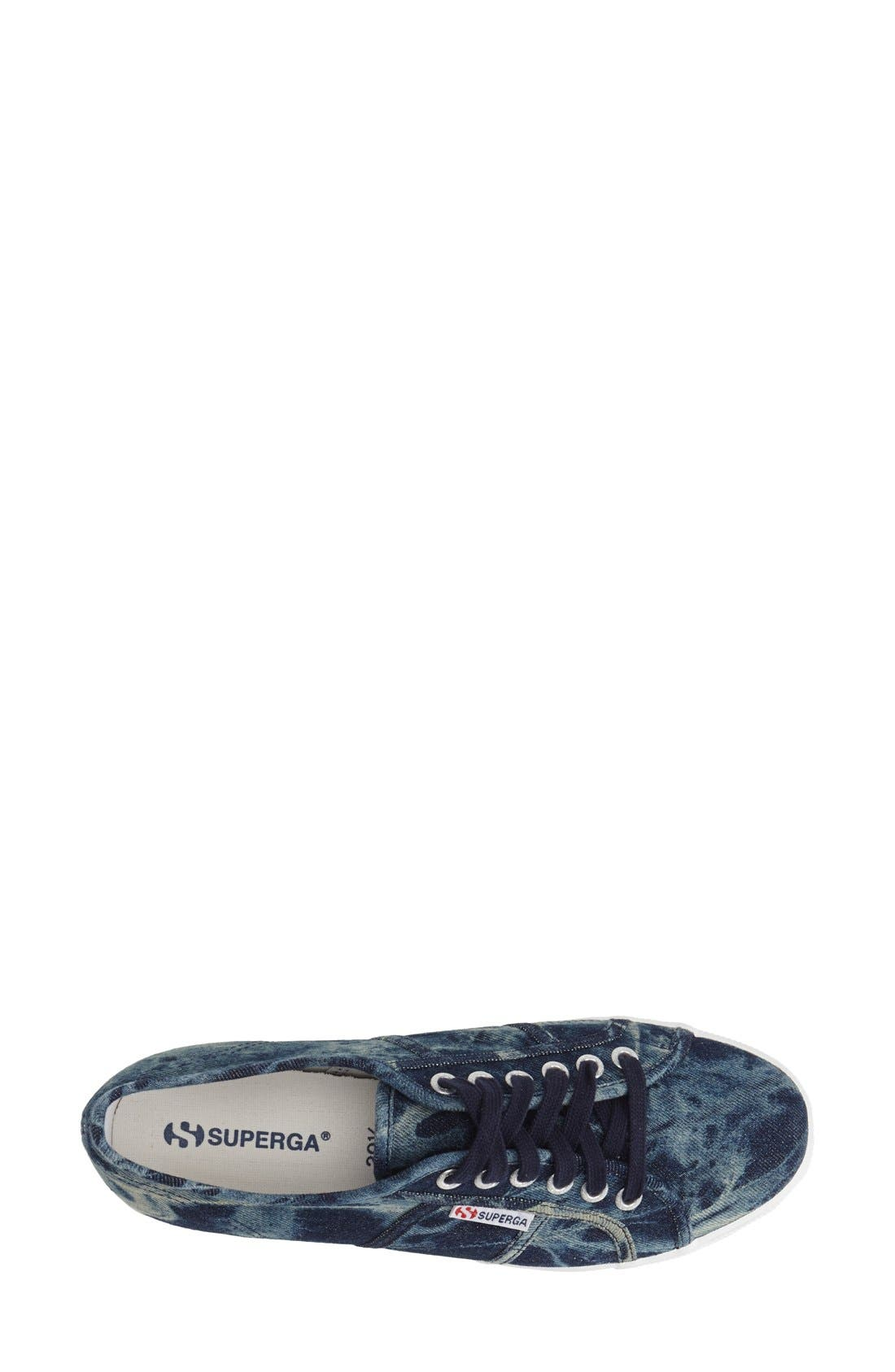 Alternate Image 3  - Superga Tie Dye Platform Sneaker (Women)