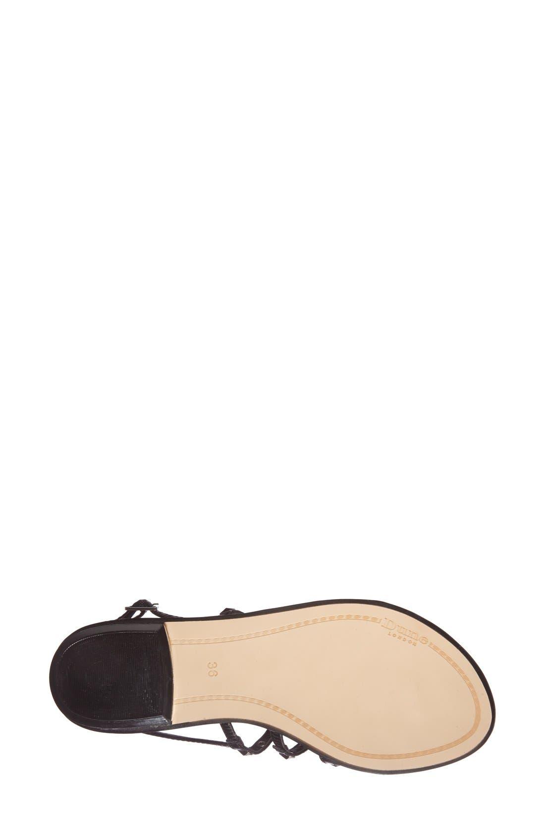 Alternate Image 4  - Dune London 'Katrine' Studded Sandal (Women)