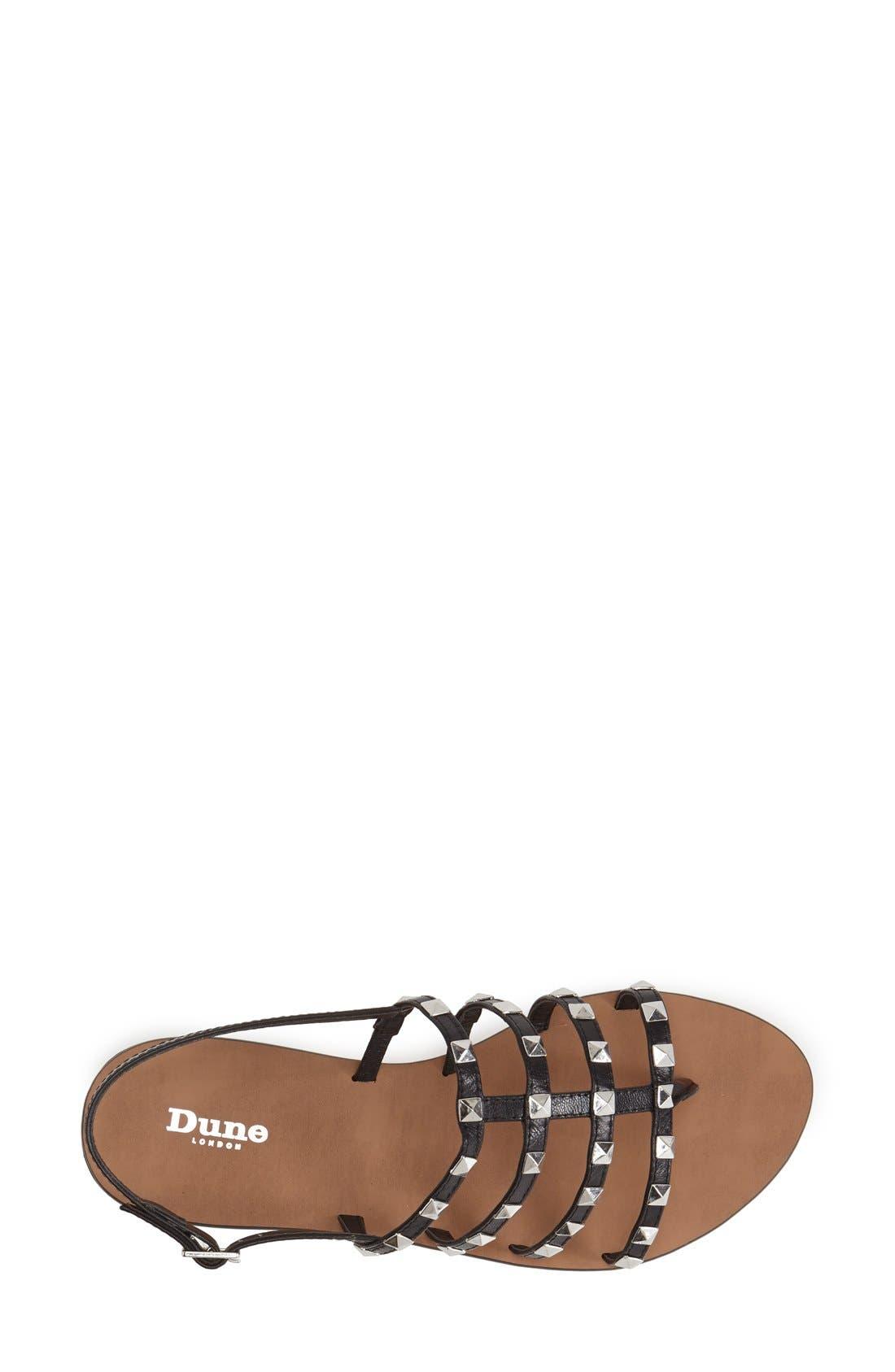 Alternate Image 3  - Dune London 'Katrine' Studded Sandal (Women)