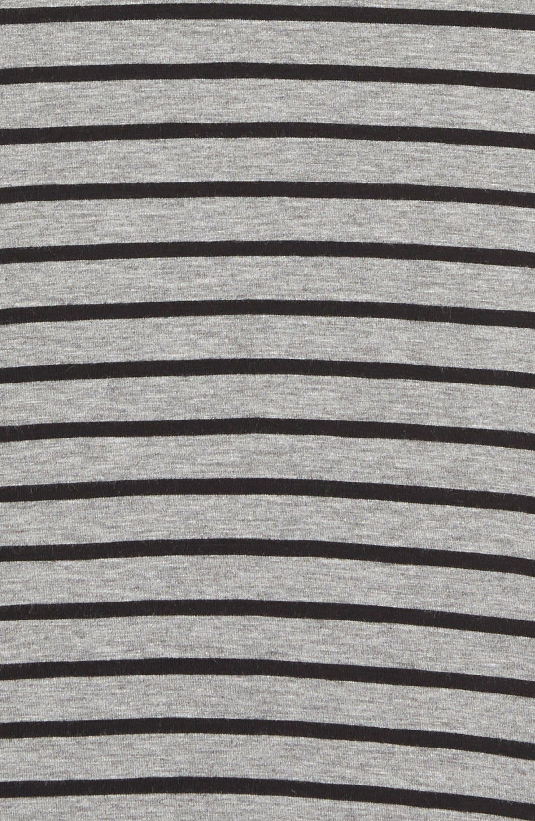 Alternate Image 3  - Caslon® Racerback Maxi Tank Dress (Regular & Petite)