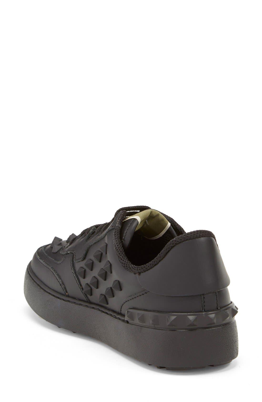 Alternate Image 2  - Valentino 'Rock Be' Sneaker (Women)