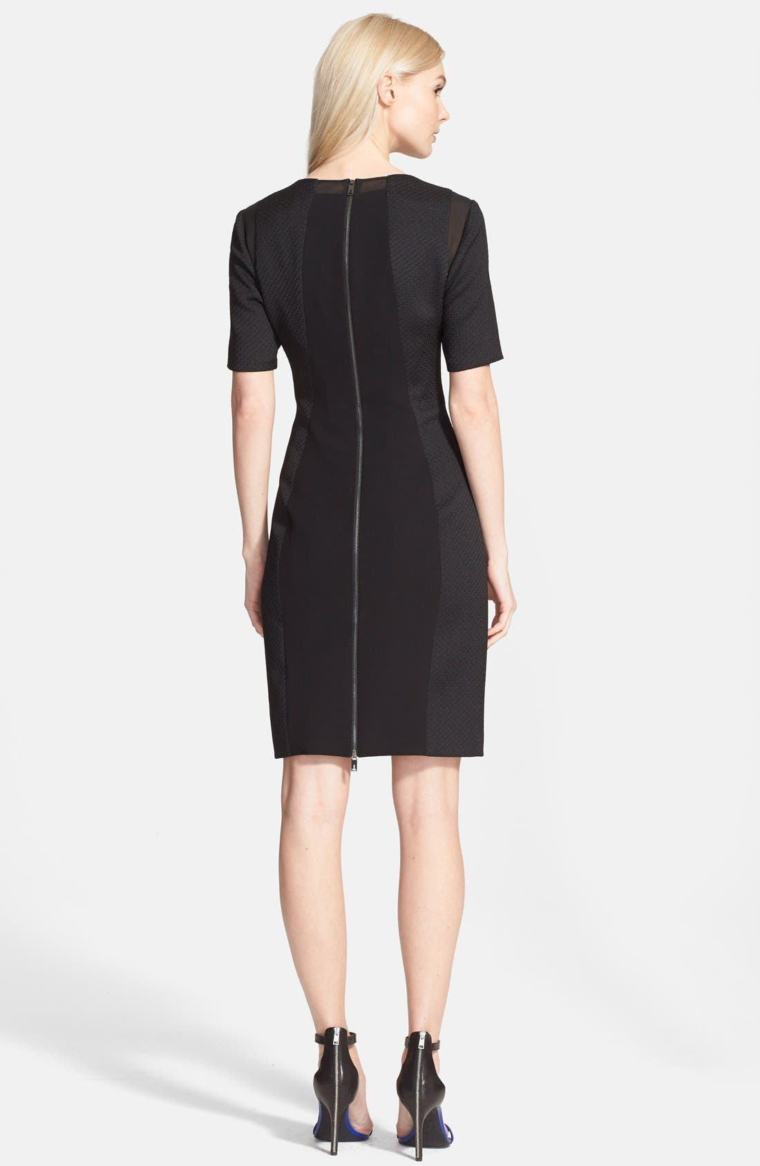 Alternate Image 2  - Ted Baker 'Abade' Body-Con Dress