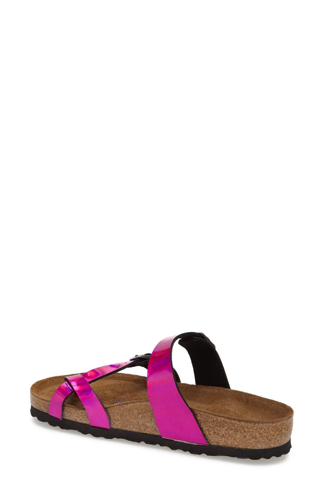 Alternate Image 2  - Birkenstock 'Mayari' Birko-Flor™ Sandal (Women)