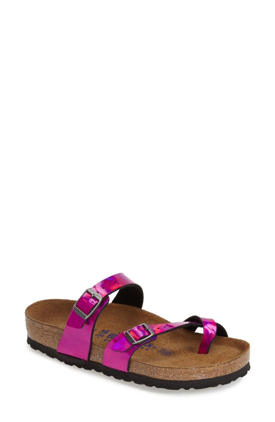 Main Image - Birkenstock 'Mayari' Birko-Flor™ Sandal (Women)