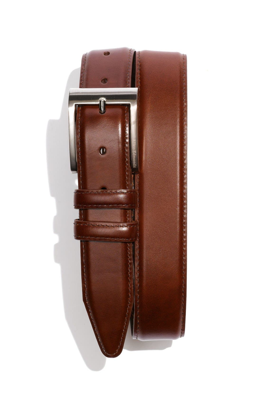 Alternate Image 1 Selected - Allen Edmonds Classic Wide Belt