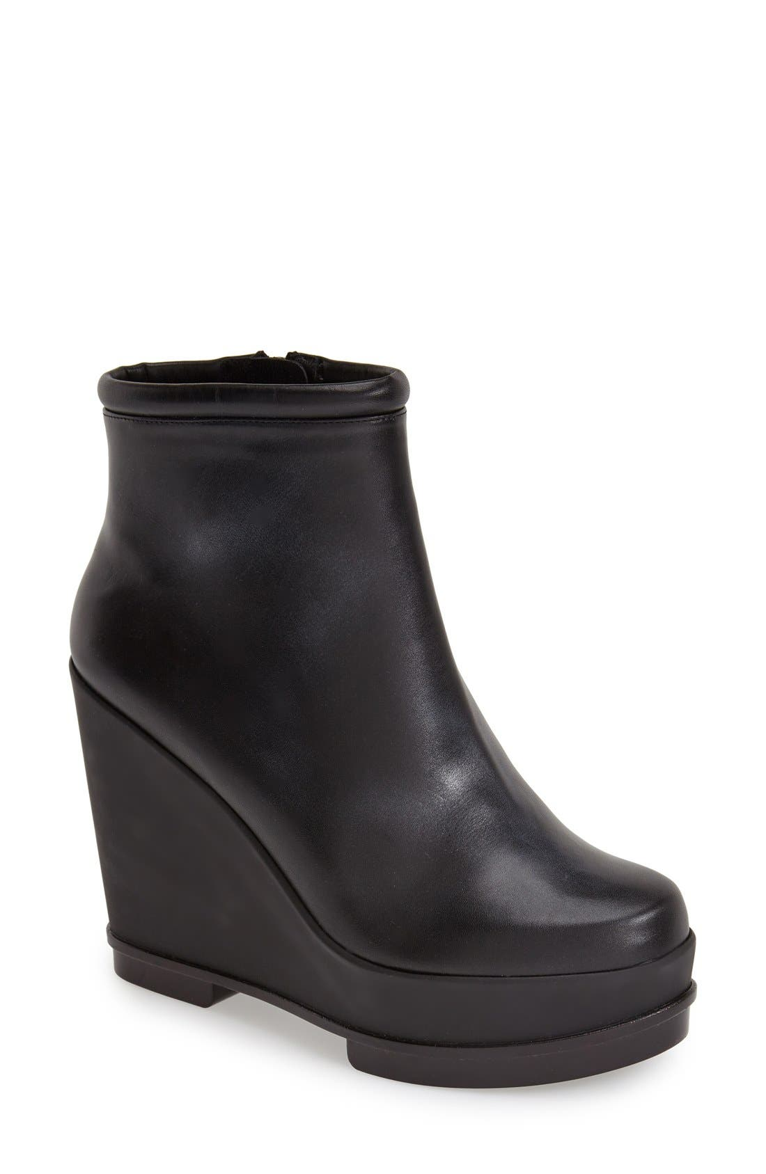 Alternate Image 1 Selected - Robert Clergerie 'Sarlaj' Wedge Bootie (Women)