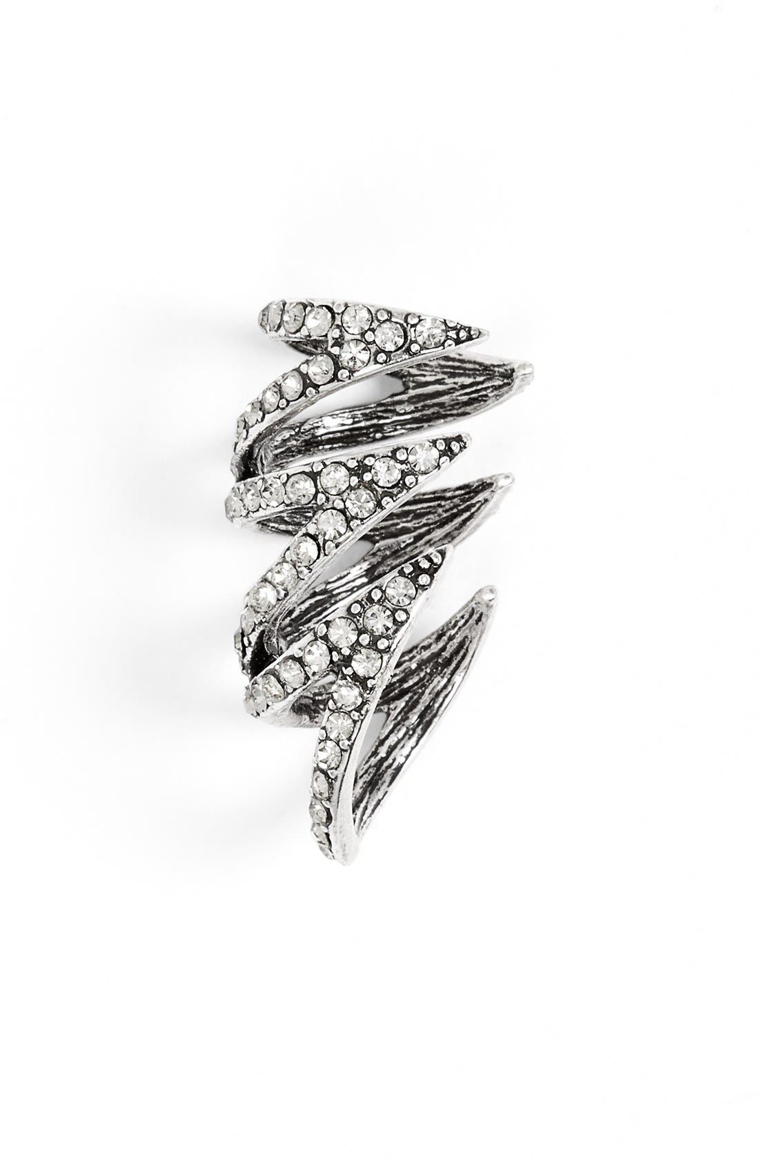 Alternate Image 1 Selected - House of Harlow 1960 'Equator' Pavé Ear Cuff