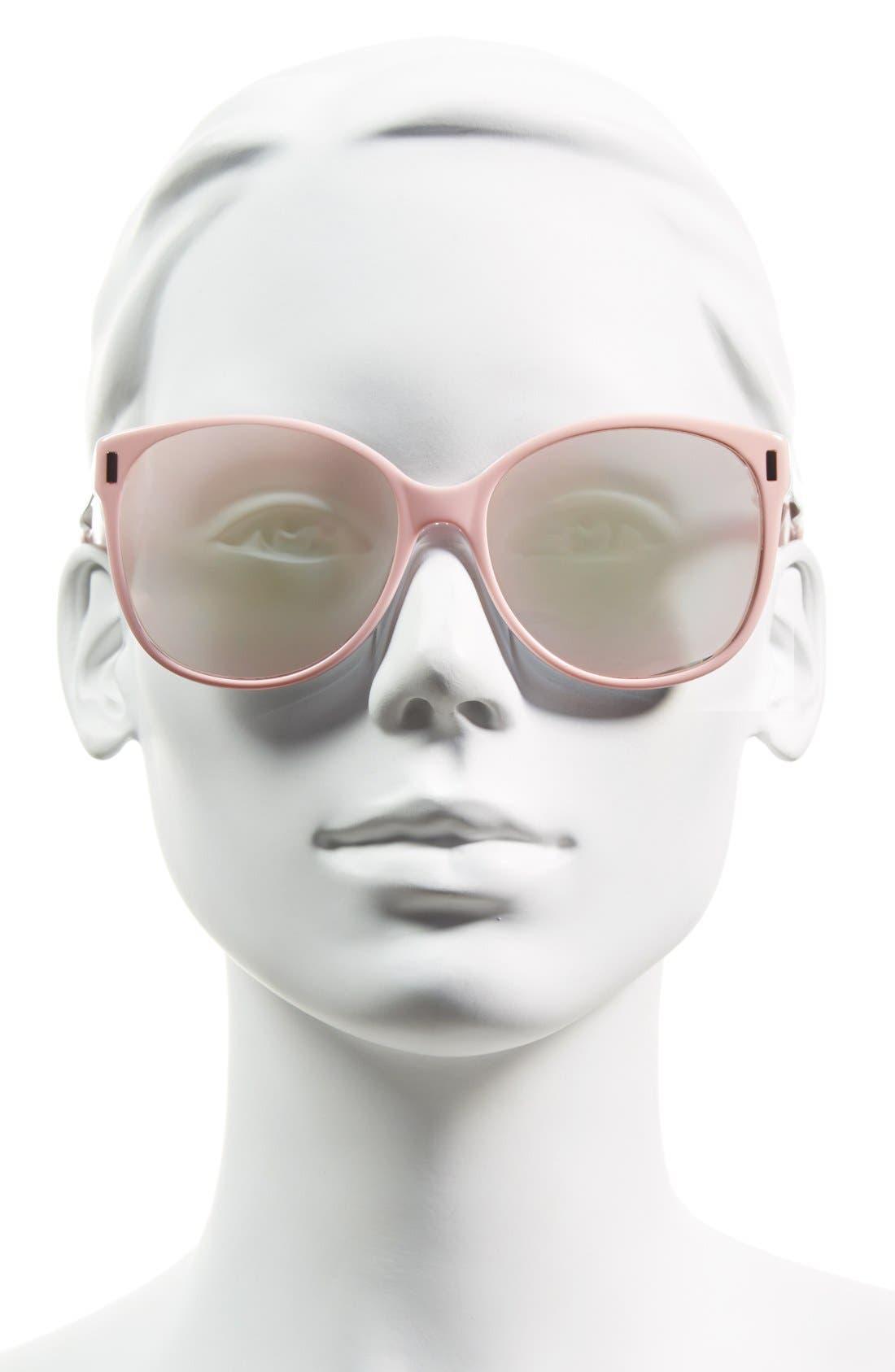 Alternate Image 2  - MARC BY MARC JACOBS 56mm Retro Sunglasses
