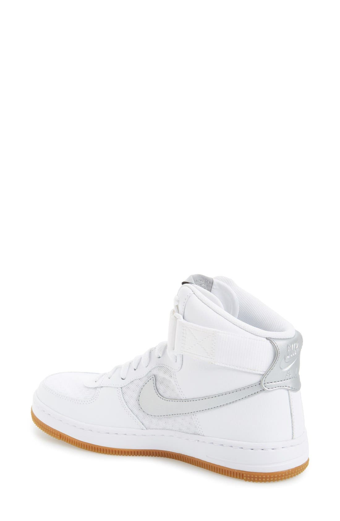 Alternate Image 2  - Nike 'AF-1 Ultra Force Mid' High Top Sneaker (Women)