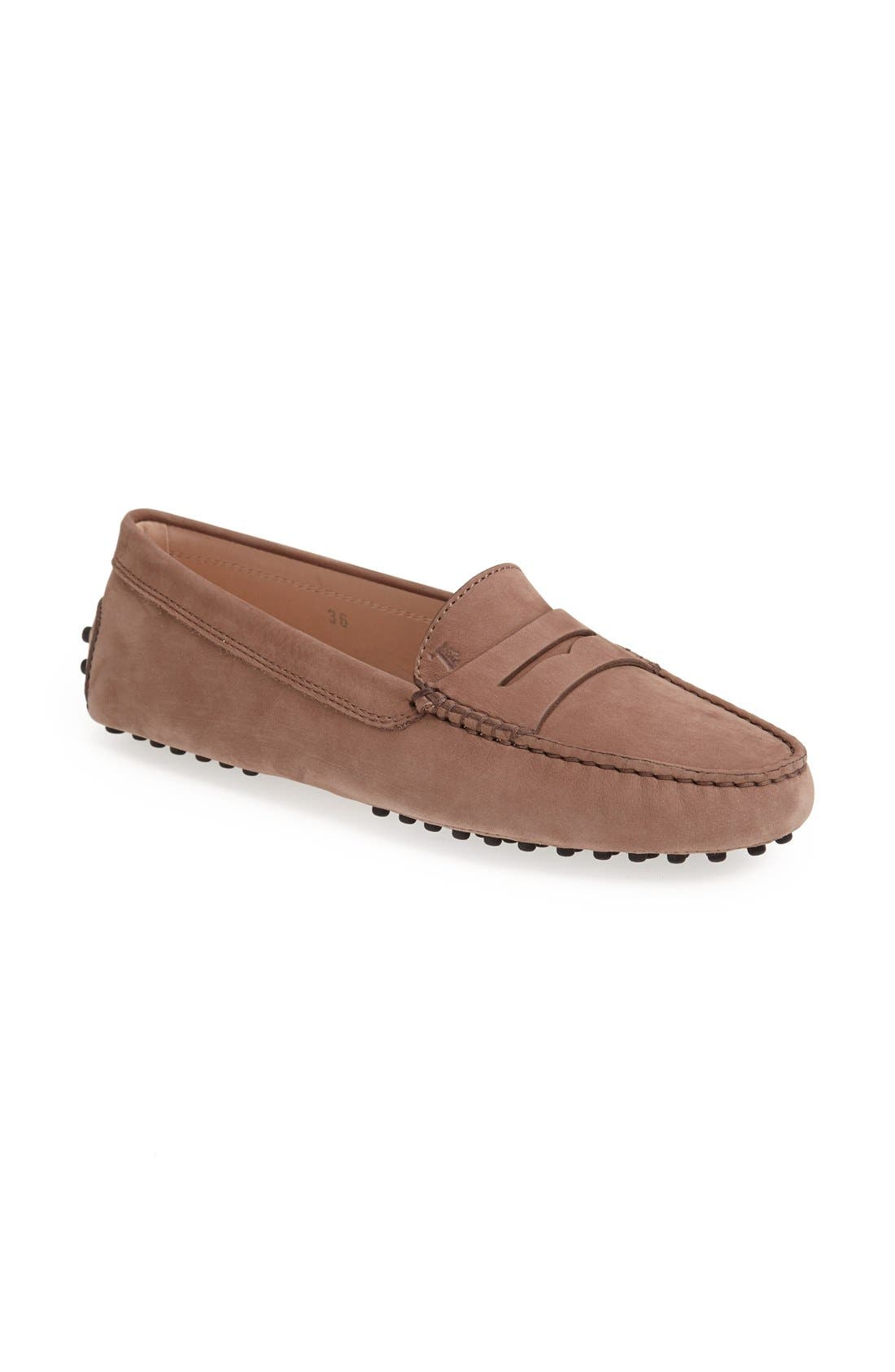 Main Image - Tod's 'Gommini' Moccasin (Women)