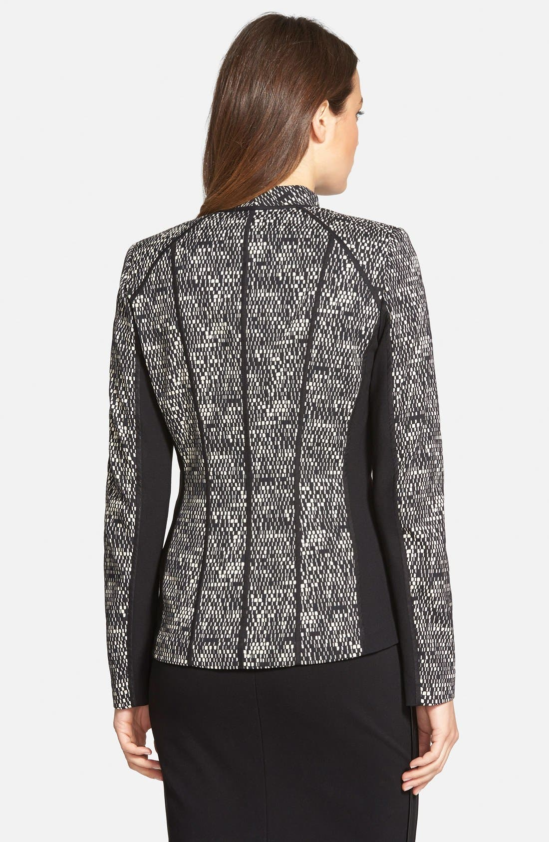 Alternate Image 2  - Lafayette 148 New York 'Amia' Jacket (Regular & Petite)