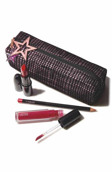 맥 스타리트 립 백 세트 M.A.C Starlit Lip Bag Set