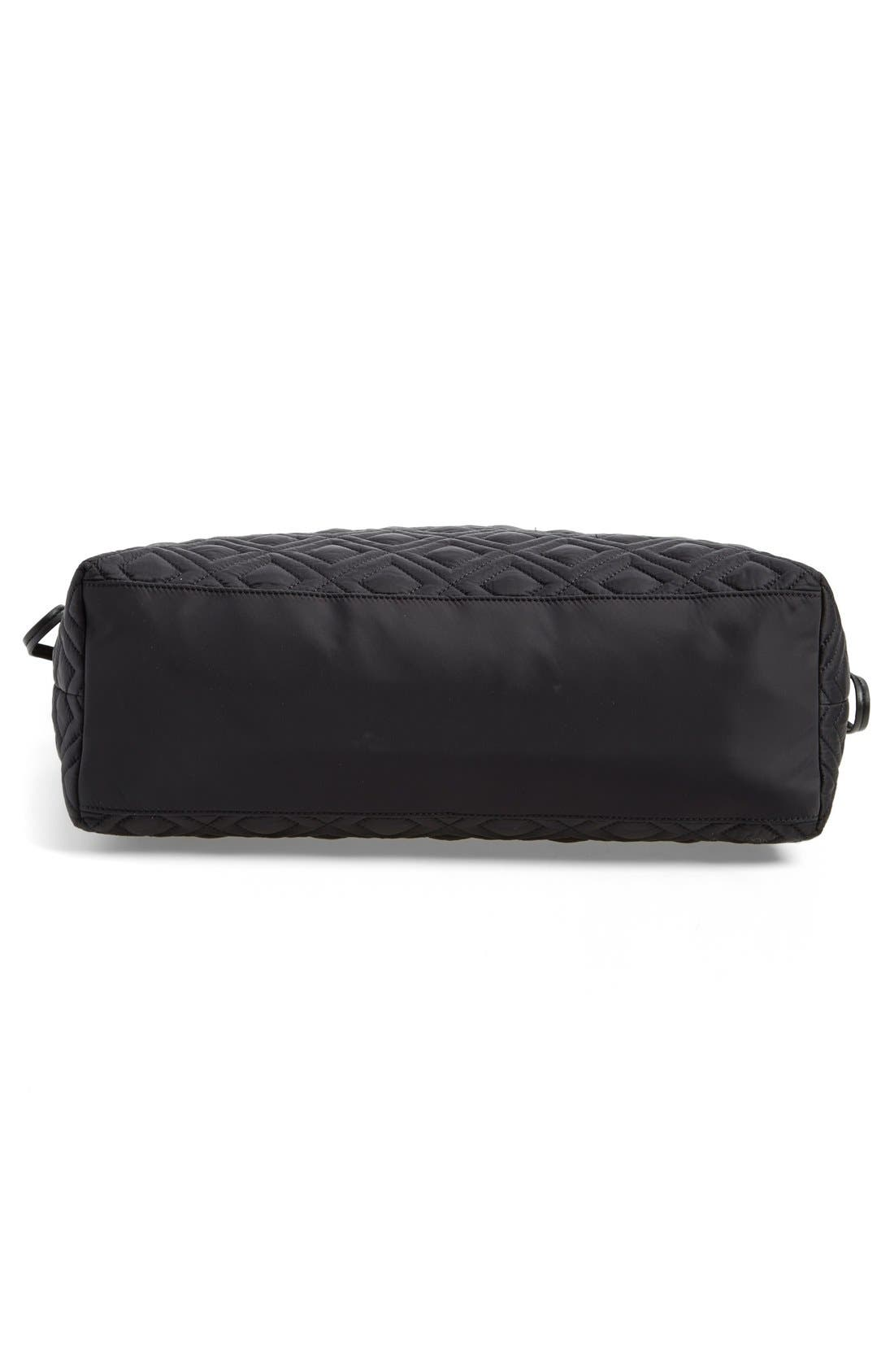 Alternate Image 6  - Tory Burch Quilted Slouchy Baby Bag