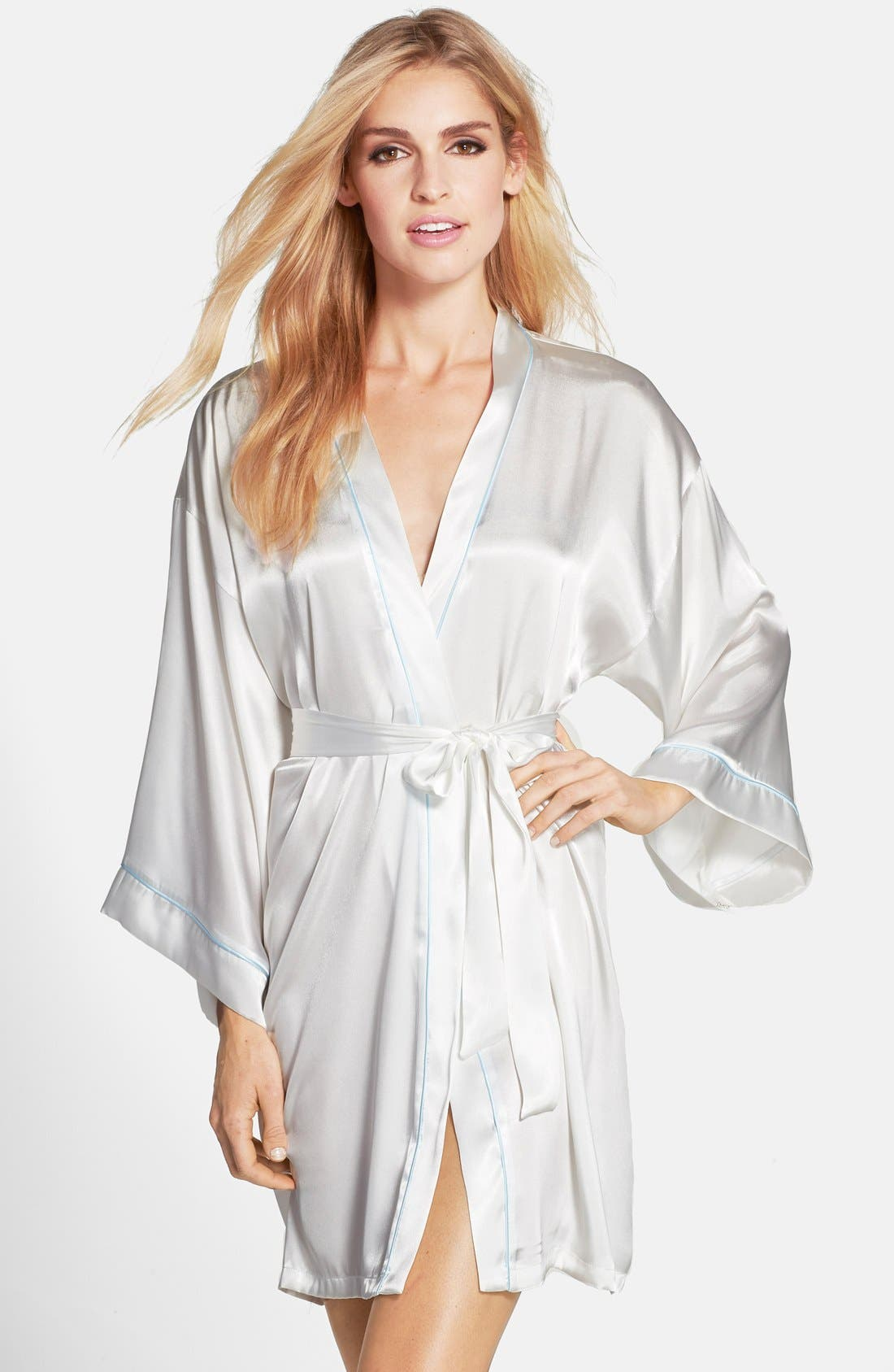Alternate Image 2  - In Bloom by Jonquil 'For the Bride' Robe