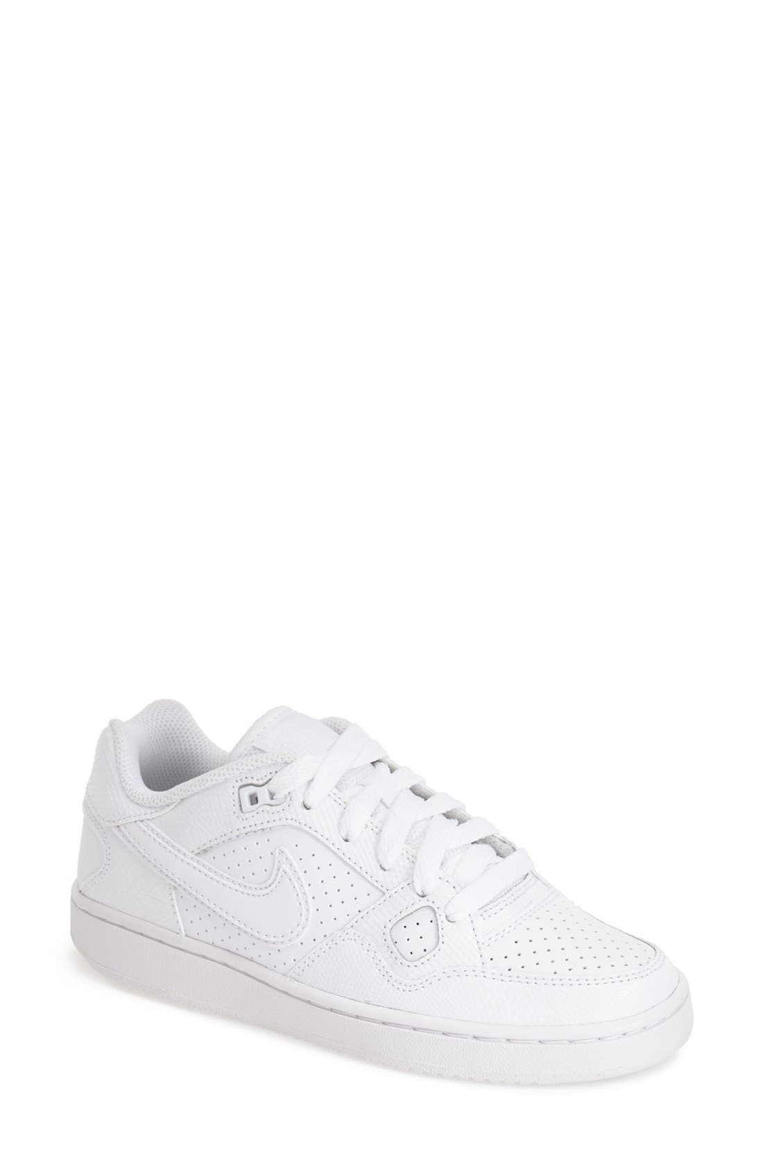 Alternate Image 1 Selected - Nike 'Son of Force' Sneaker (Women)