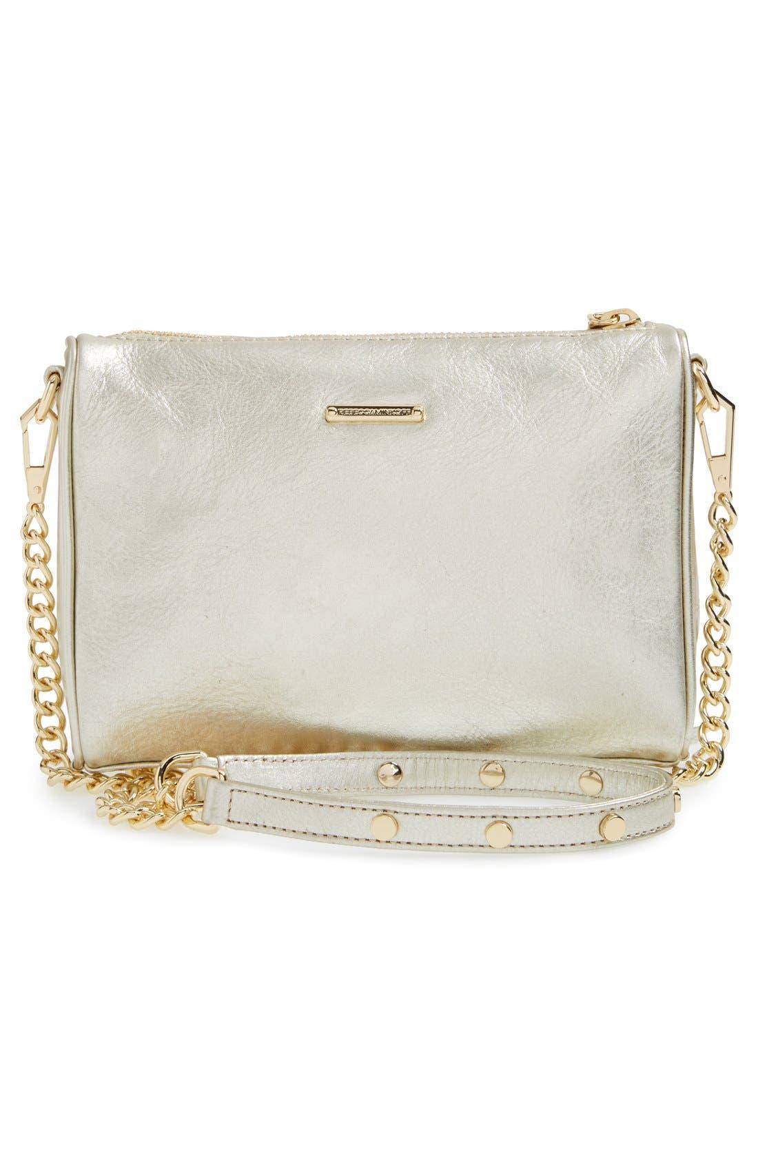 Alternate Image 3  - Rebecca Minkoff 'Mini 5 Zip' Crossbody Bag