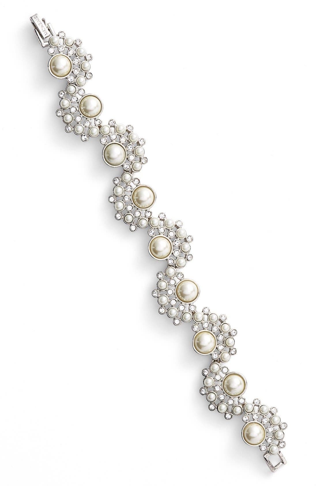 Alternate Image 1 Selected - Givenchy Faux Pearl Bracelet