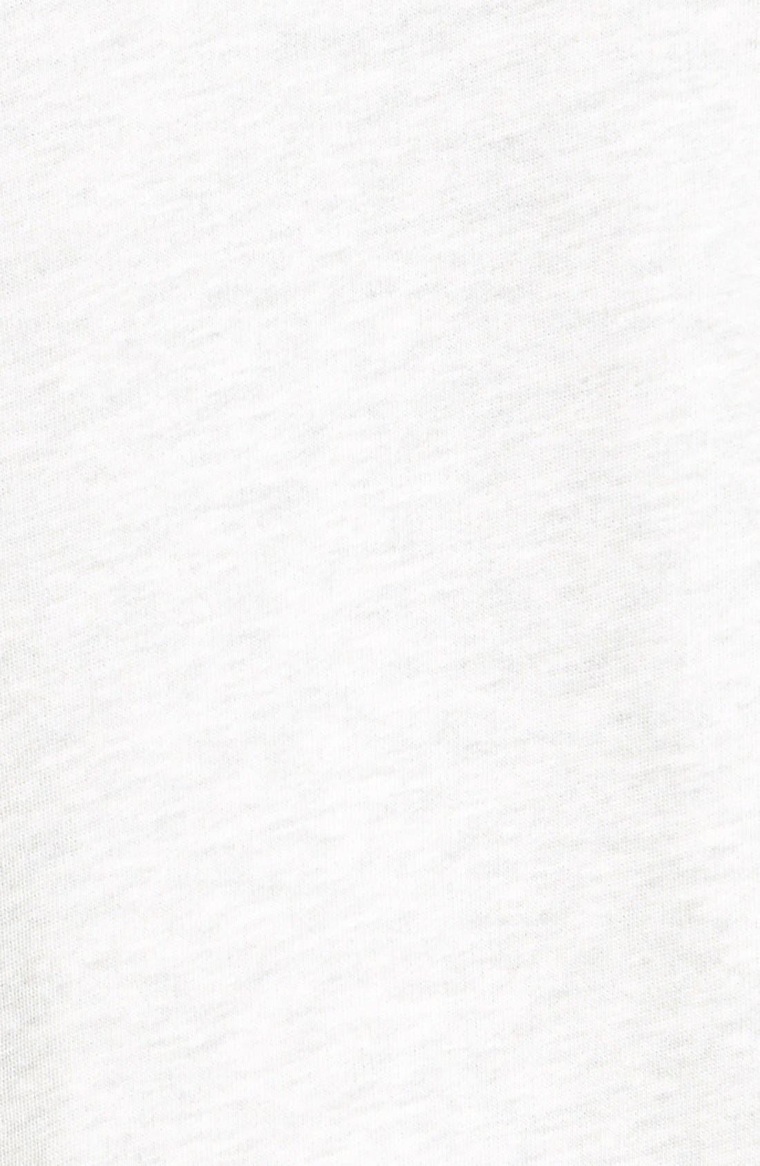 Alternate Image 4  - Stem Shoulder Zip Cardigan