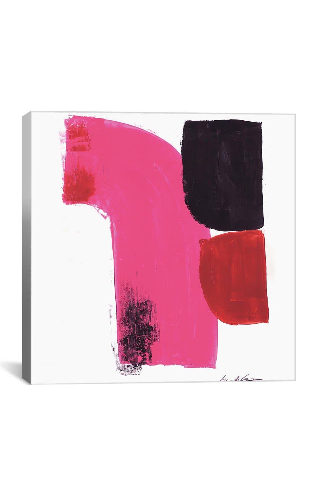 Alternate Image 1 Selected - iCanvas 'Good Combination' Giclée Print Canvas Art