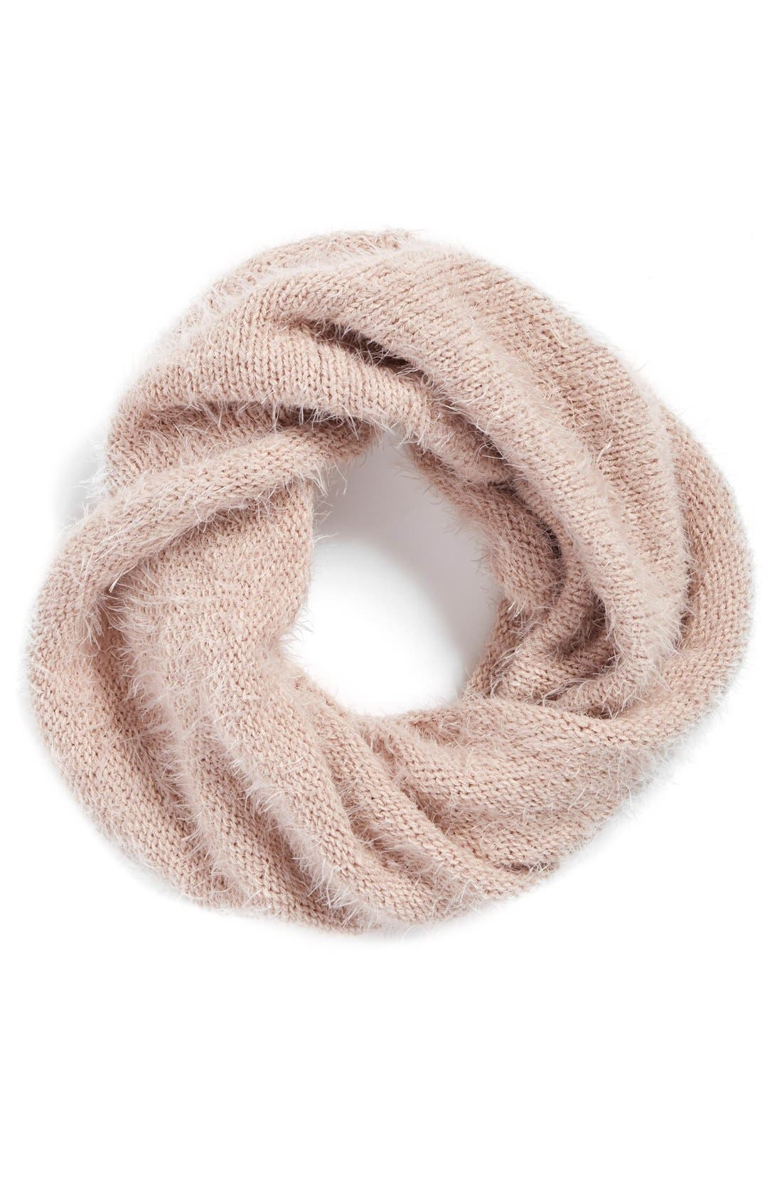 Alternate Image 1 Selected - BP. Fuzzy Infinity Scarf