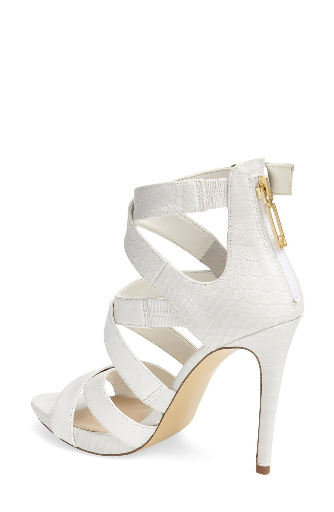 Alternate Image 2  - GUESS 'Abby' Strappy Sandal (Women)