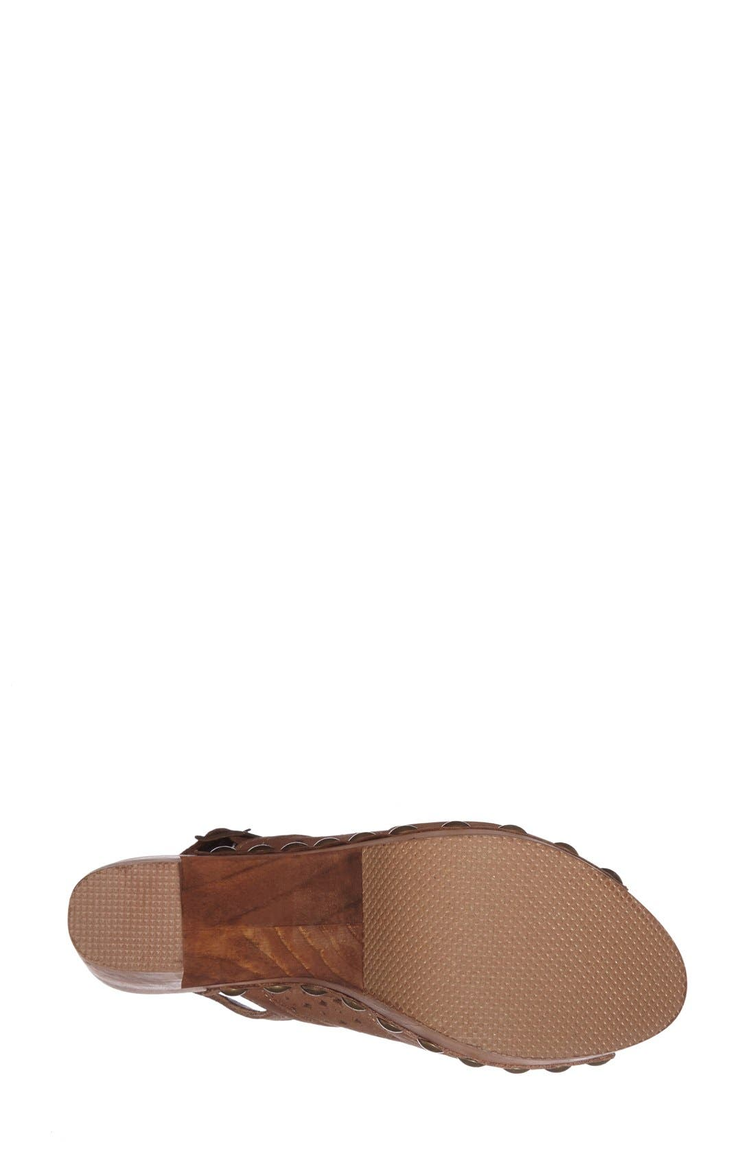Alternate Image 4  - five worlds by Cordani 'Tampico' Platform Sandal (Women)