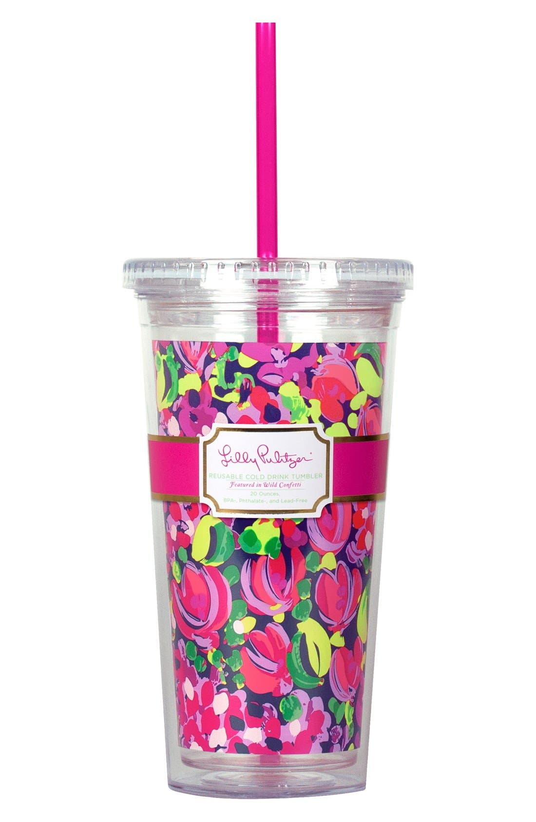 Alternate Image 2  - Lilly Pulitzer® Travel Tumbler