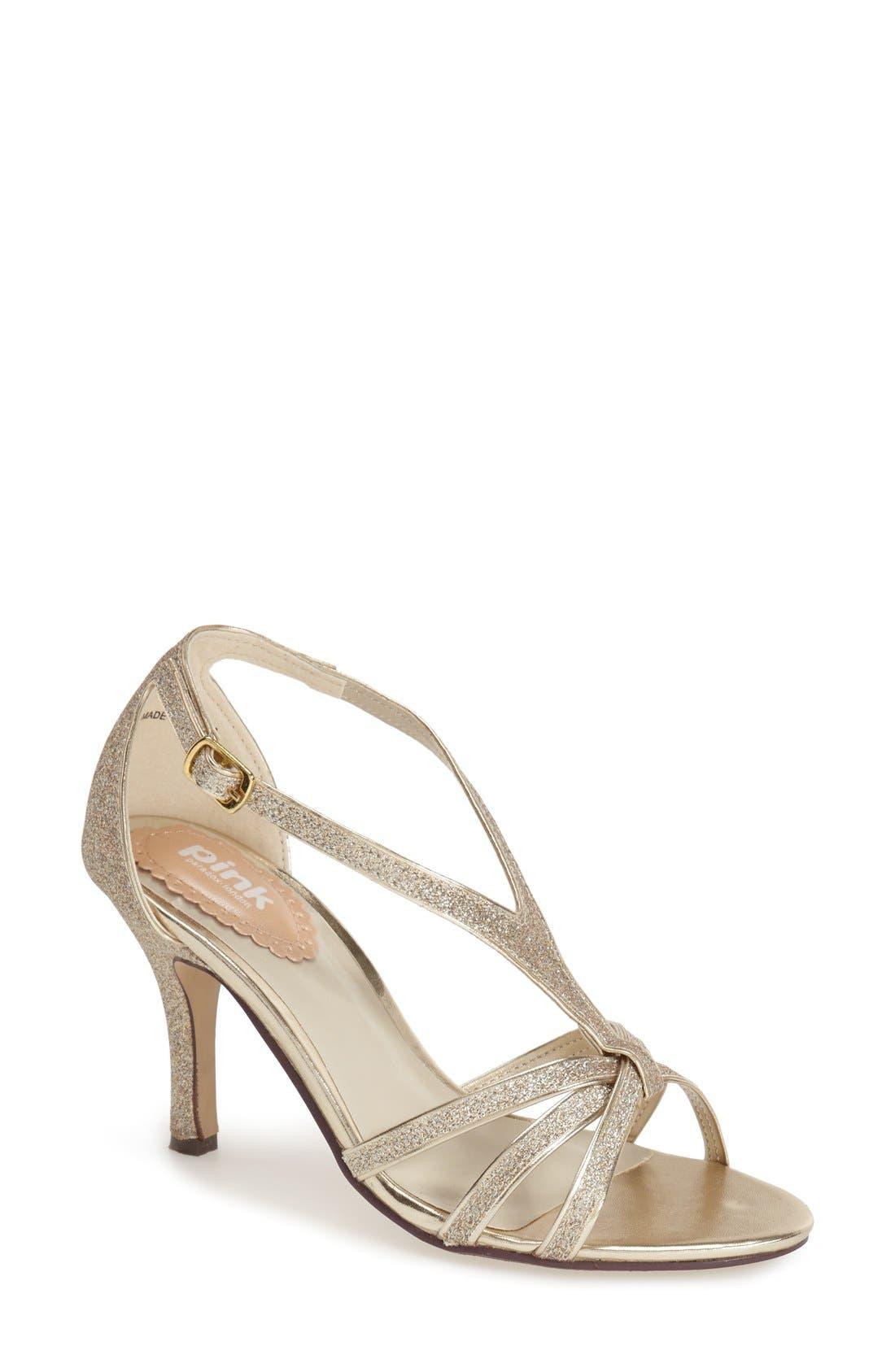 pink paradox london 'Vibrant' Sandal (Women)