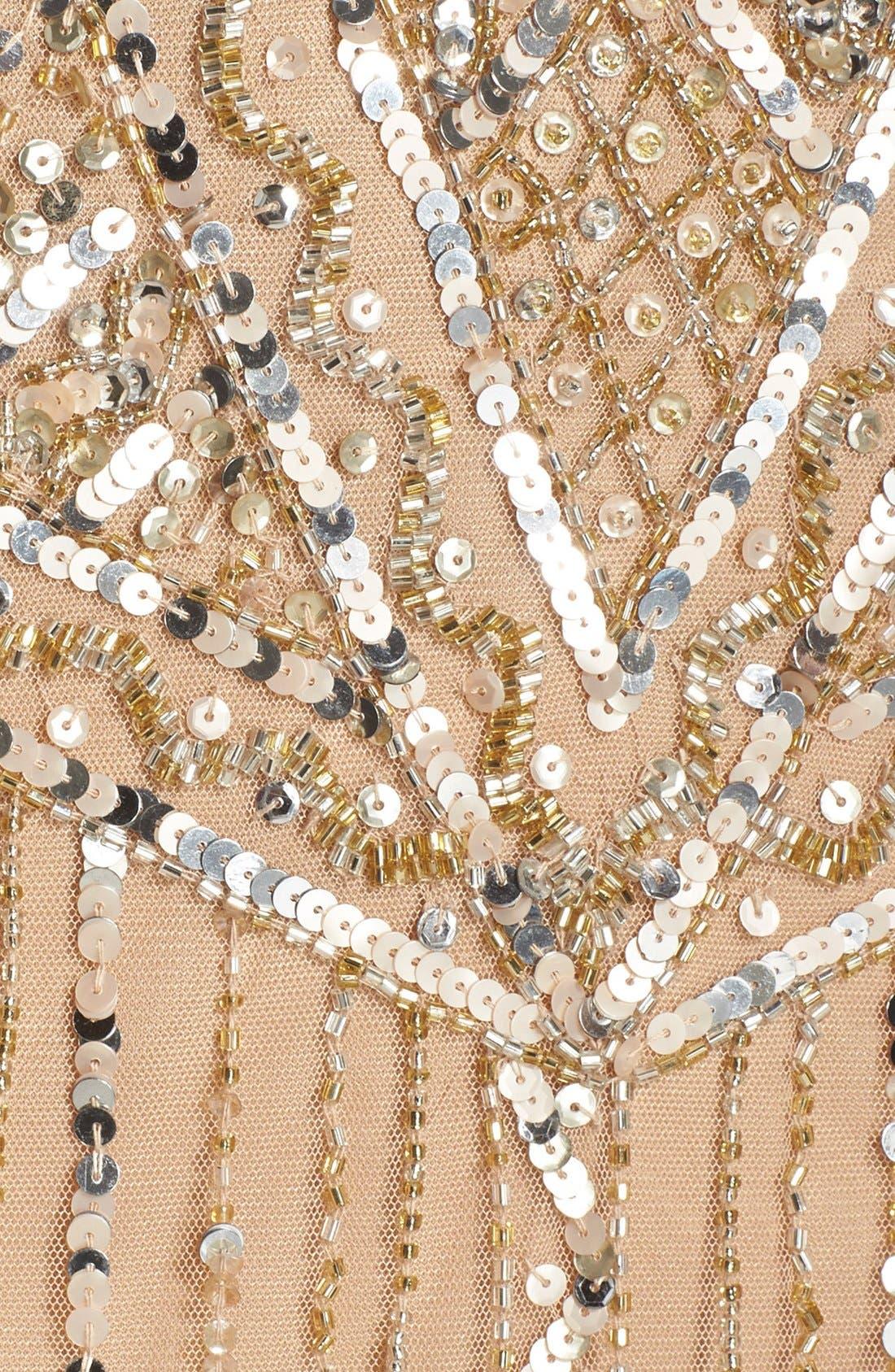 Alternate Image 4  - Adrianna Papell Embellished Sheath Dress