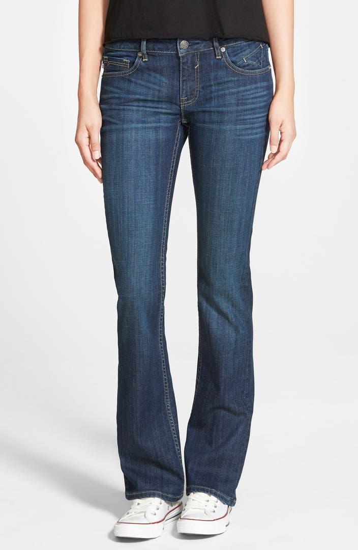 Vigoss Chelsea Bootcut Jeans Nordstrom