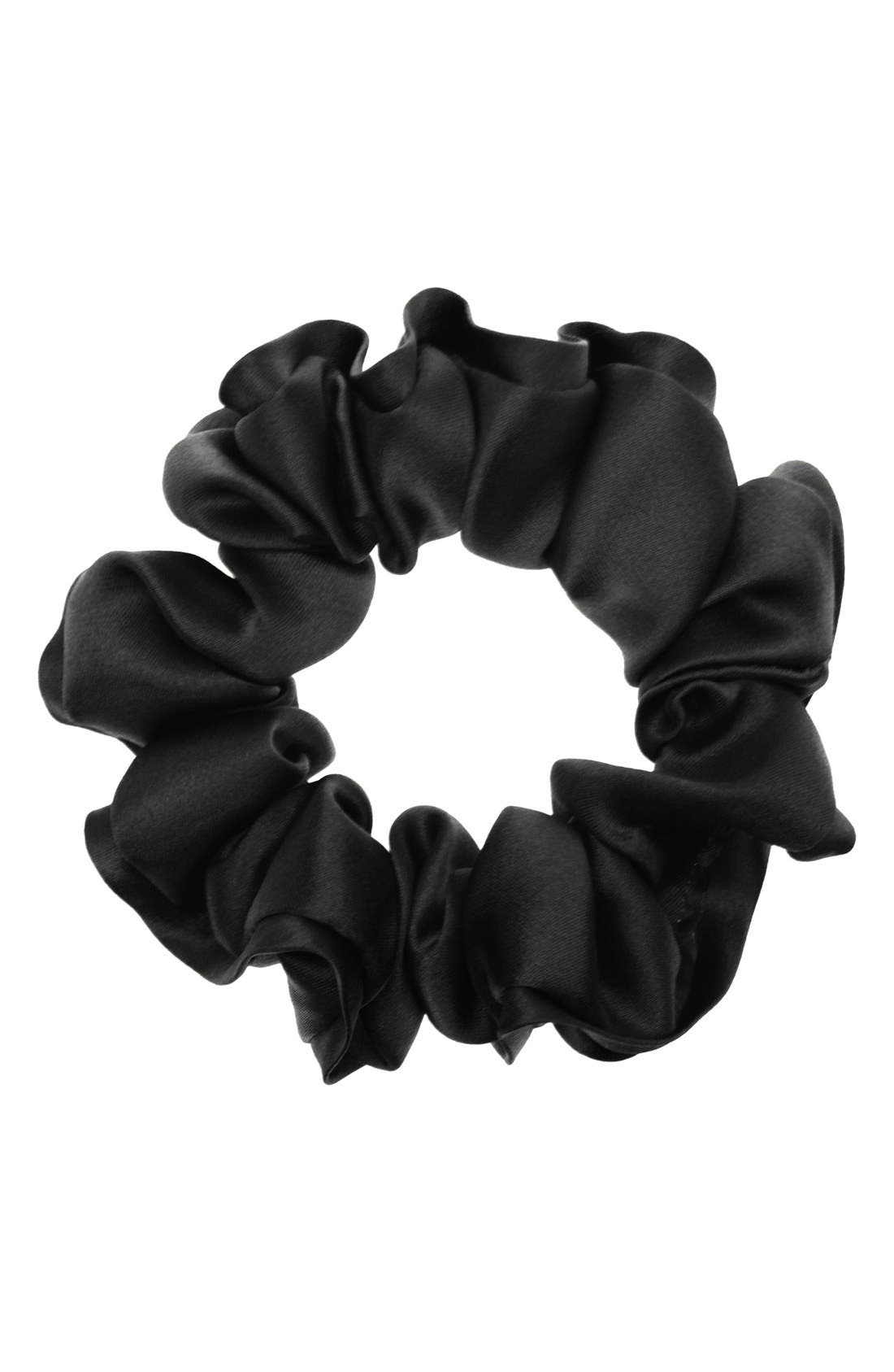 L. Erickson Silk Scrunchie (Girls)
