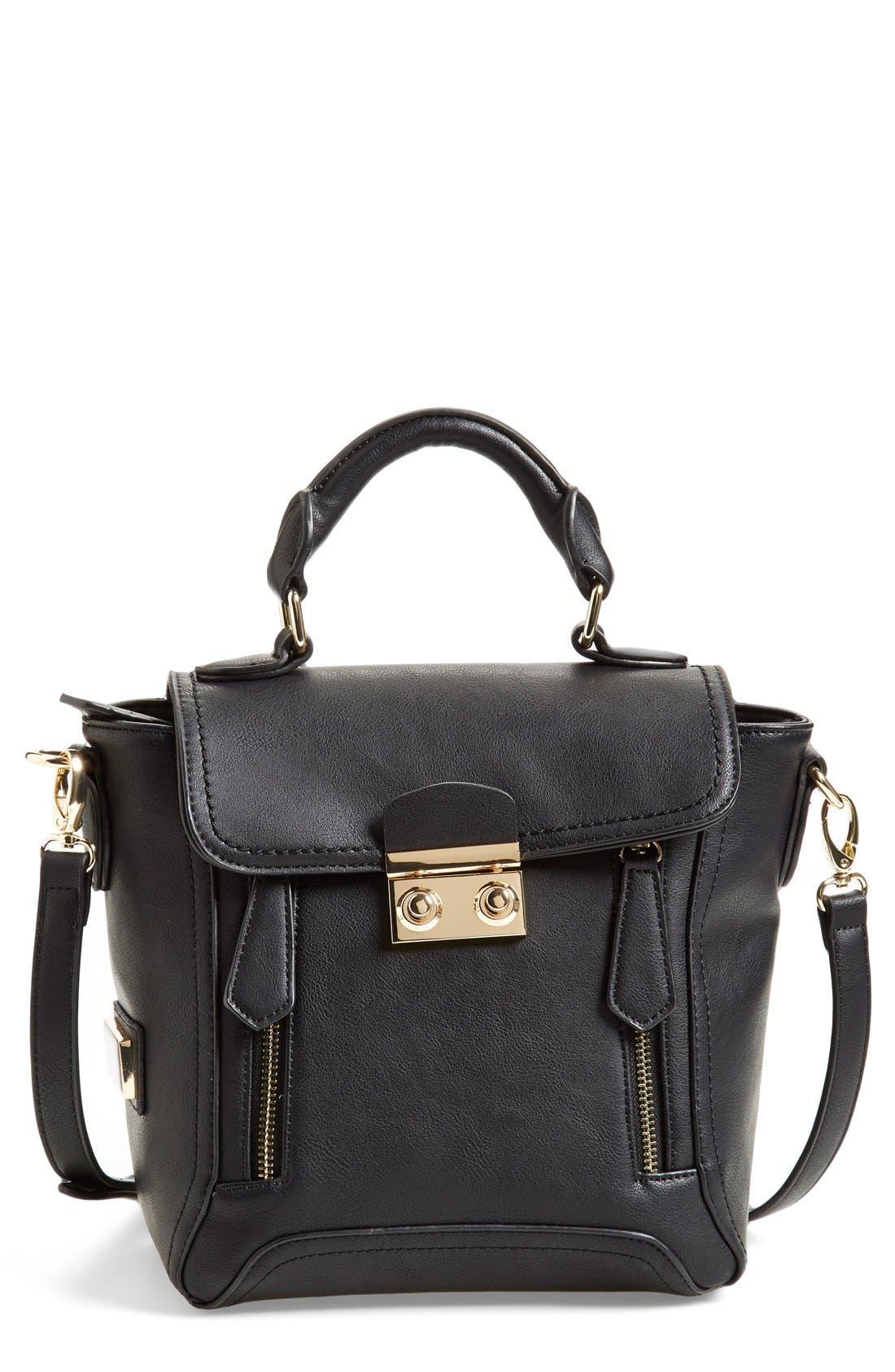 Main Image - CXL by Christian Lacroix 'Mini Chartres' Messenger Bag