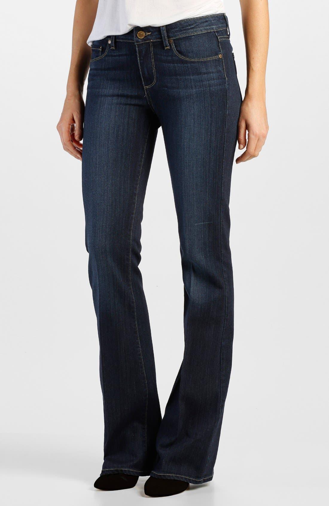 Alternate Image 1 Selected - Paige Denim 'Skyline' Bootcut Jeans (Alanis)