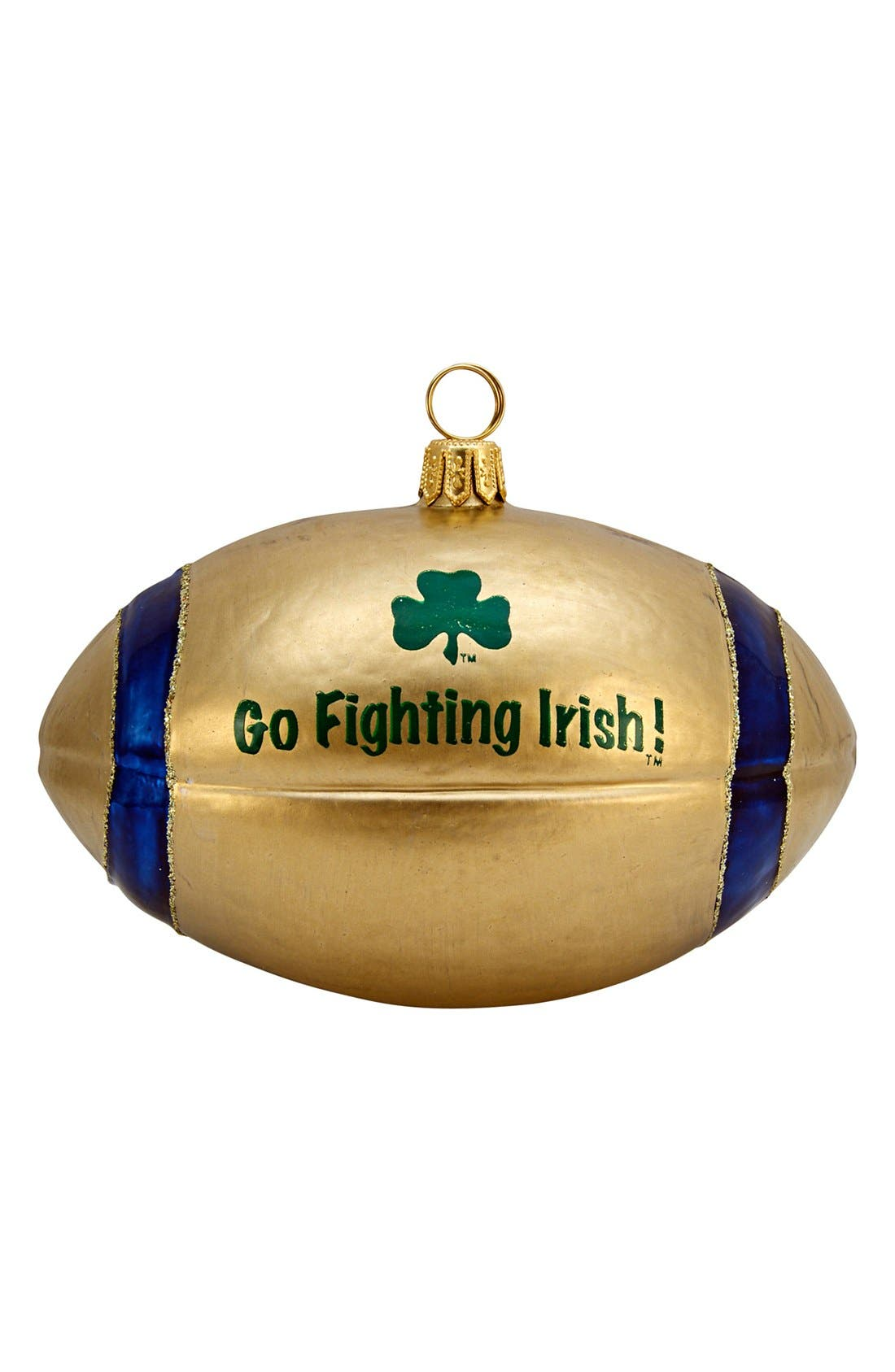 Alternate Image 2  - Joy to the World Collectibles 'College Football' Ornament