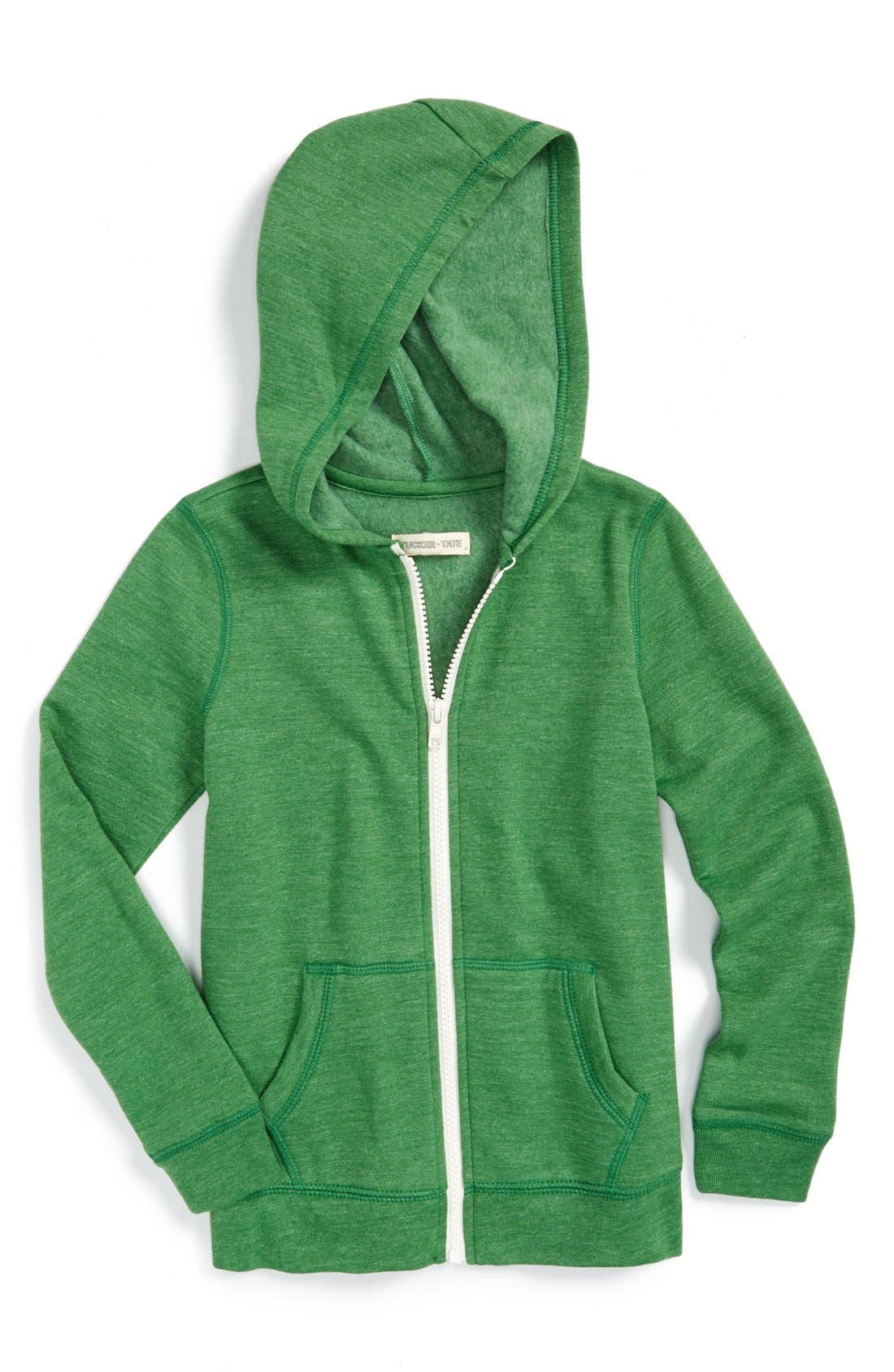 Alternate Image 1 Selected - Tucker + Tate Zip Front Hoodie (Toddler Boys, Little Boys & Big Boys)